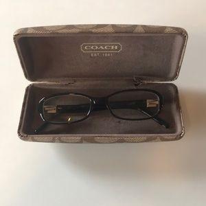 Coach Eye Glasses Frames